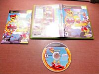 Microsoft Xbox CIB Complete Tested The Simpsons Hit & Run Ships Fast