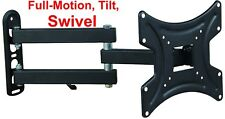 Corner Full Motion Wall TV Mount 32 37 39 40 42 Swivel Bracket LED LCD Screen