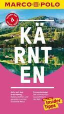 MARCO POLO Reiseführer Kärnten von Horst Ebner (2016, Taschenbuch)