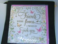 LADIES SPECIAL FRIEND BIRTHDAY CARD