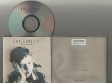 Idlewild - The Remote Part CD 2003 Capitol/EMI 11 trax American English EX cond