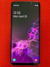 """Samsung Galaxy S9 64GB SM-G960U T-Mobile Lilac Purple GSM  5.8"""" Great Conditions"""