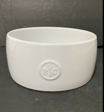 Euc - Pampered Chef Microwave Pasta Cooker Replacement White Ceramic Bowl 2633