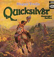 """QUICKSILVER MESSENGER SERVICE """"HAPPY TRAILS"""" ORIG UK 1969 (2nd Ed.) VG++/VG+"""