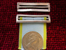 Replica Copy Crimea Medal Ribbon Buckle moulded from original