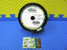 Power Pro Microfilament Braided Fishing Line 30 LB 1500 Yds Moss Green 14118
