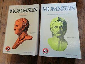 Théodor Mommsen Histoire romaine tomes 1 et 2   livres I à VI Bouquins