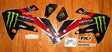 FACTORY EFFEX CRF150R MONSTER HONDA GRAPHICS DECALS KIT CRF 150 (07-16) 16-12318