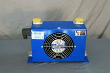 BRAND NEW HYDRAULIC AIR/OIL COOLER 60L/min DC24V (AH-0608T)