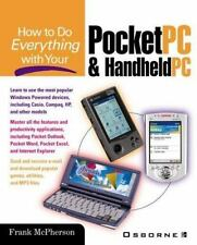 How to Do Everything with Your Pocket PC and Handheld PC McPherson, Frank Paper