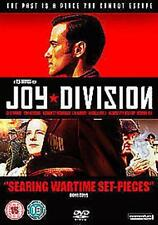 JOY DIVISION ED STOPPARD TOM SCHILLING BERNARD HILL MICHELLE GAYLE UK DVD L NEW