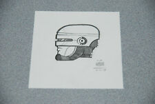 Tom Whalen RoboCop OG Sketch Signed Robots 101 toy story robo cop poster print