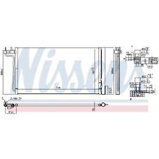 1 Kondensator, Klimaanlage NISSENS 940765 passend für FORD