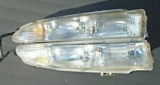 Mitsubishi Eclipse Head Light Assembly 1992-1994 Left & Right 1Gb