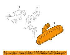 BMW OEM 00-13 X5 Inside Rearview Rear View-Mirror 51169218046