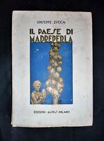 Colonialismo - Somalia - Il paese di madreperla - Giuseppe Zucca - 1926 c.a
