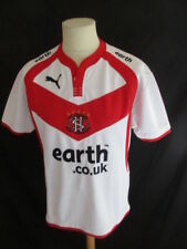 Rare maillot rugby vintage XIII St HELENS Rugby league Puma Taille M
