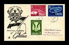DR JIM STAMPS CONFERENCE NON ALIGNED NATIONS FDC GHANA COMBO COVER