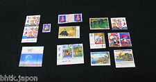 Set Timbres oblitérés Japon Set 3