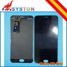 PANTALLA MEIZU M2 Mini Negra TACTIL + LCD DISPLAY Black Completa