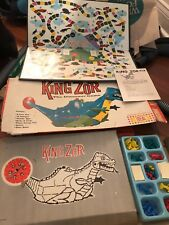 King Zor Dinosaur Game ideal vintage