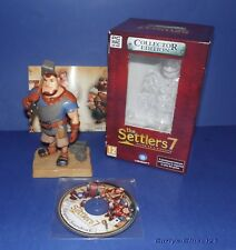 The Settlers 7 * constructeur figurine, Soundtrack & Poster * aucun jeu *
