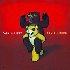 Fall Out Boy - Folie a Deux (Colored Vinyl, 2 Disc) VINYL LP NEW