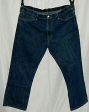 Polo Ralph Lauren Men's Jeans Finest Made Size 42Tall/36 Strong Durable Tall Man