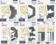 Gemini Foil Stamp 'N' Cut Die - Elements by Crafter's Companion