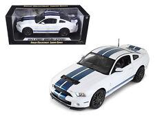 2013 Ford Shelby Mustang Cobra GT500 SVT 1:18 Diecast Model - SC394