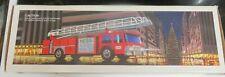 Hess Hess 1986 Fire Truck Bank