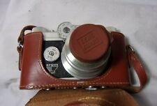 Vintage Argus Camera w/ Leather Case   T*