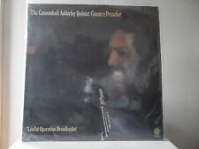 """CANNONBALL ADDERLEY QUINTET- COUNTRY PREACHER - CAPITOL RECORDS-SKA404 -""""SEALED"""""""