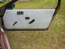 LRB Speed 86-91 FC RX7 FULL Aluminum Door Panel RX-7 FC3S Card Mazda Turbo 2 JDM