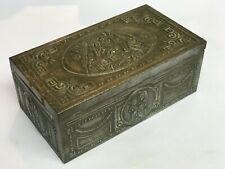 Metal Antique Box #3