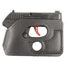 DeSantis Pocket Shot Holster Kahr, Ruger, Taurus, Colt, Sig, Springfield Leat...