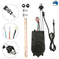 Universal Car Electric Aerial FM/AM Radio Automatic Booster Power Antenna Kit