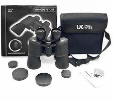 10X50 NEW SERIOUS BINOCULARS HIGH QUALITY 10 x POWER MAGNIFICATION 50 mm Lens