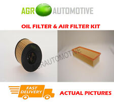 DIESEL SERVICE KIT OIL AIR FILTER FOR CITROEN C5 2.2 170 BHP 2006-08
