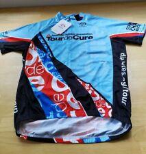 Primal Wear Cycling Bikers Cyclist Jersey Tour De Cure Diabetes LARGE 2013 NWT