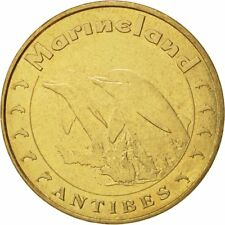 [#97415] France, Touristic token, 06/ Antibes - Marineland - Dauphins, 2008, MDP