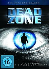 DEAD ZONE SEASON 6 MB  3 DVD NEU JOHN L.ADAMS/CHRIS BRUNO/NICOLE DEBOER/+