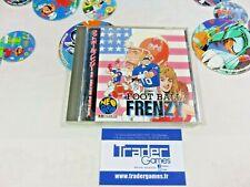 Football Frenzy NeoGeo CD Japan SNK