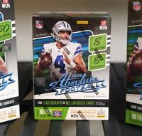 *Lot of 3* - 2020 PANINI ABSOLUTE FOOTBALL BLASTER BOX Sealed