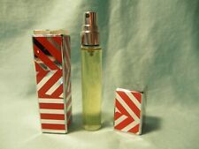 Pleasures by Estee Lauder .17oz / 5ml EDP Perfume REFILLABLE VIAL AND CASE
