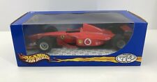 HOT WHEELS FERRARI f1 M. CALZOLAIO-scala 1:24