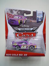 Disney pixar 2014 cars n20 cola nr.68 mattel piston cup 2/16 scala 1:55 maclama