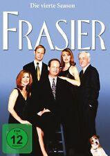 4 DVD-Box ° Frasier - Staffel 4 ° NEU & OVP