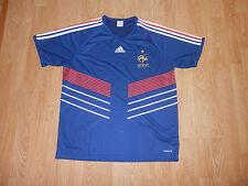 Maillot Football Equipe de France Adidas floqué Valbuena Taille L saison 2010