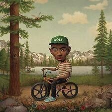Wolf [LP] [PA] by Tyler, The Creator (Vinyl, Apr-2014, 2 Discs, Columbia (USA))